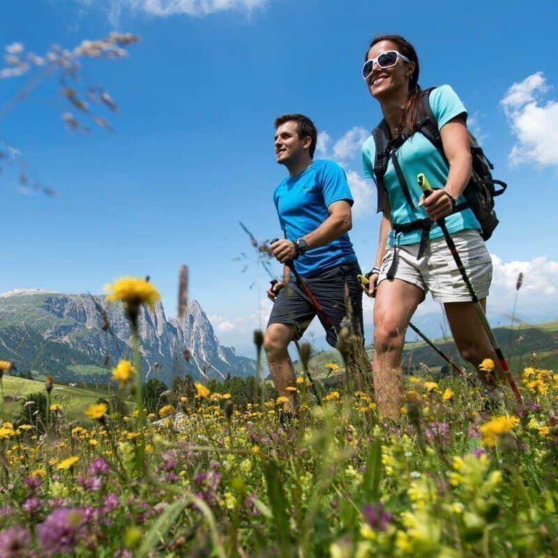 Die Seiser Alm – Dolomiten – Südtirol